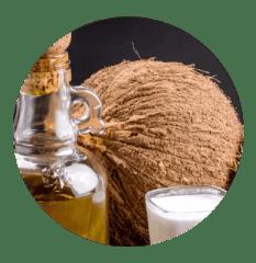 Olej z kokosa na cellulit.