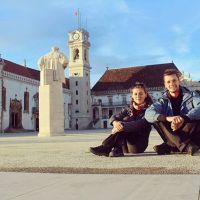 Dzień 5. Cernache -> Coimbra 12 km