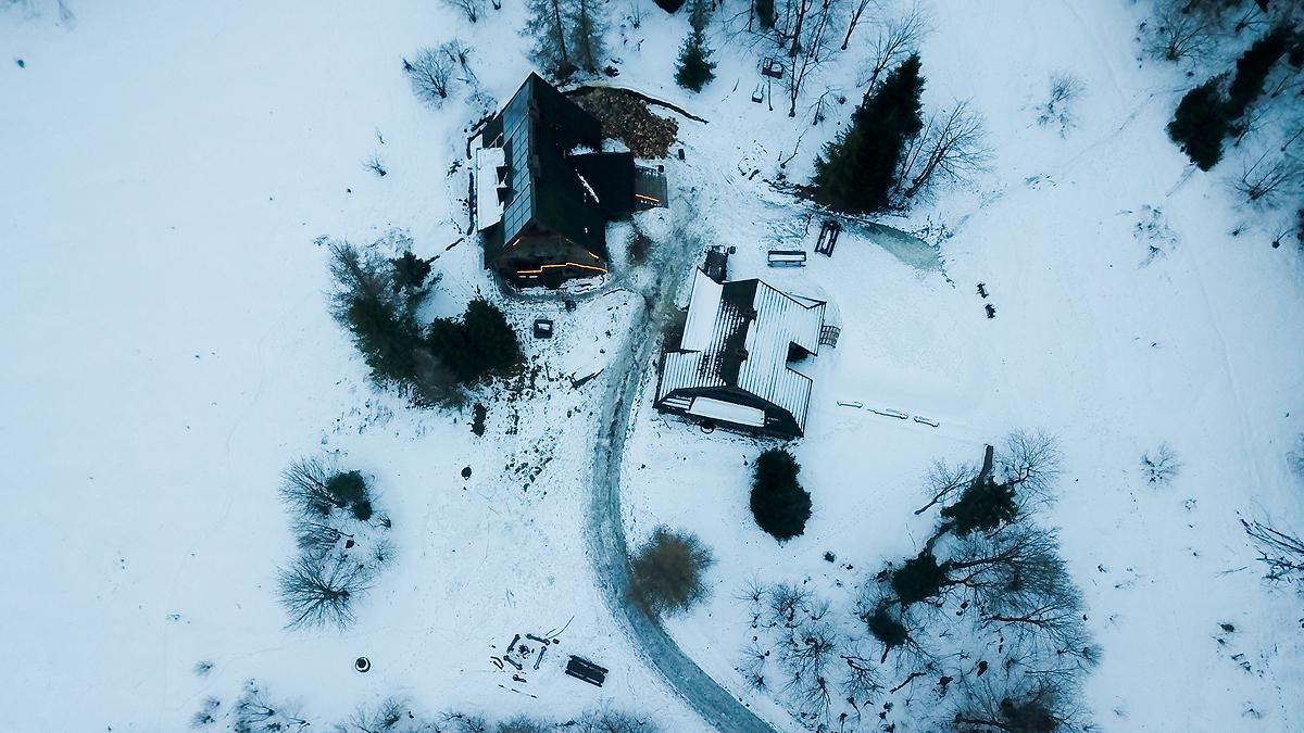 Bacówka podHonem - Bieszczady
