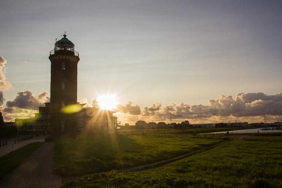 Dolna Saksonia - latarnia morska