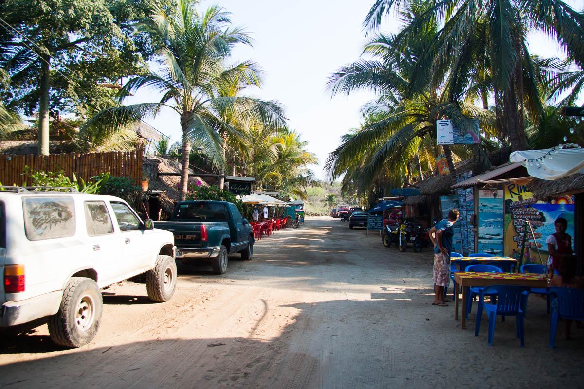 Punta Zicatela Meksyk