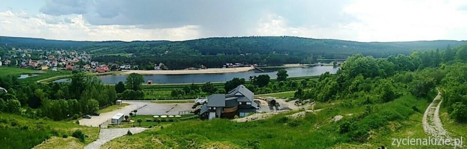 Panorama Krasnobrodu