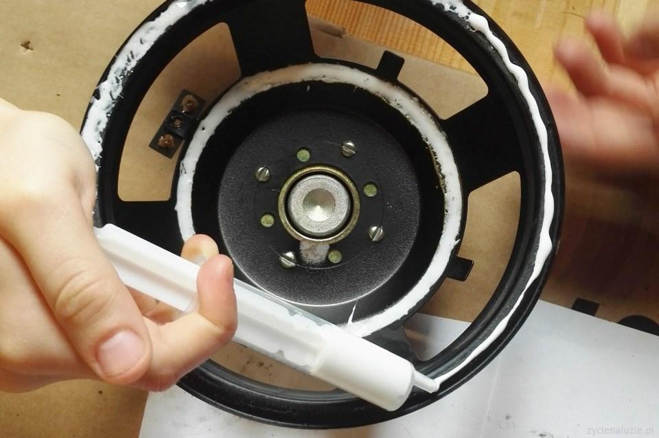 Renowacja głośników 9
