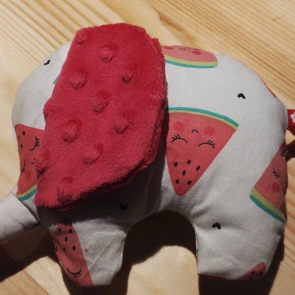 szycie - słoń