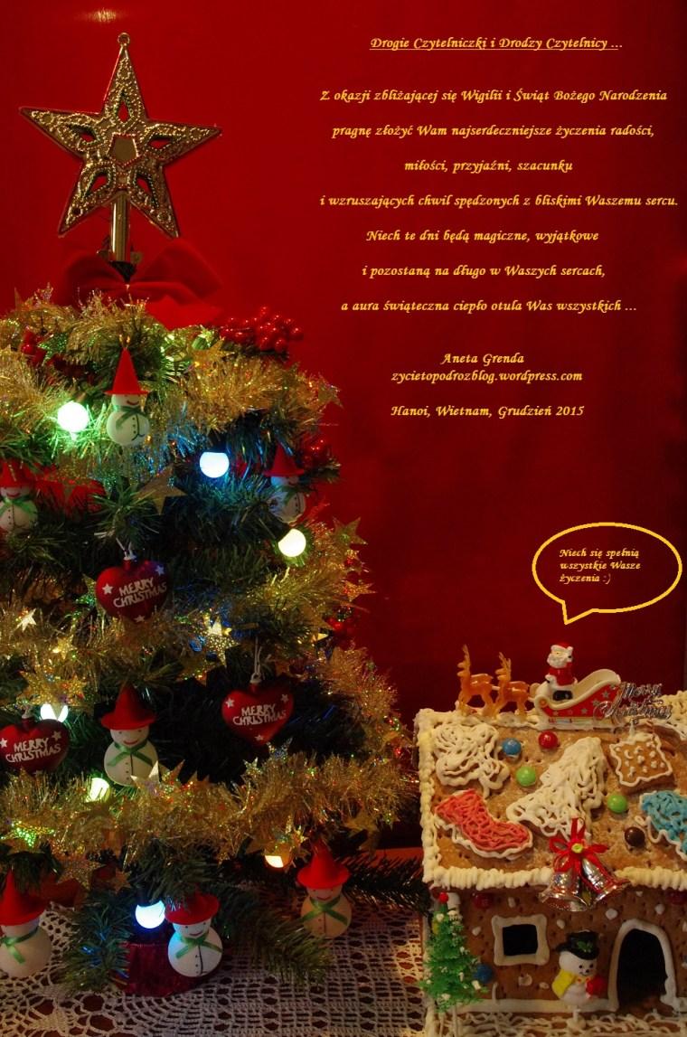 kartka świąteczna blog