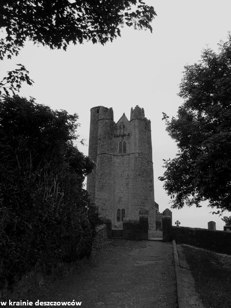 lusk church & round tower