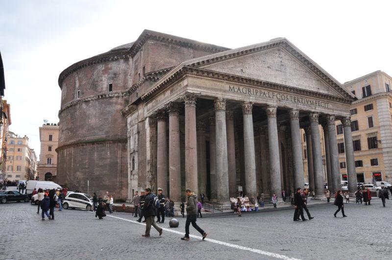 Rzym Panteon