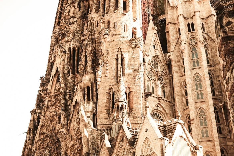 La Sagrada Familia Barcelone zwiedzanie ceny kościół Gaudi co zobaczyć w barcelonie blog