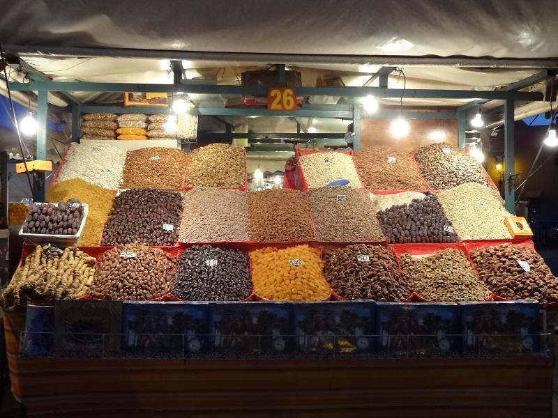 Targ Marrakesh maroko