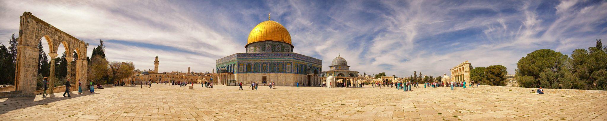 Kopuła na skale Jerozolima