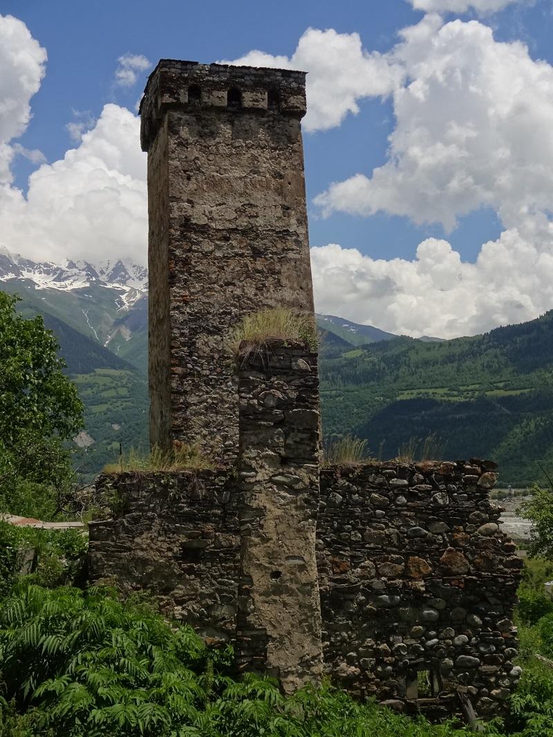 Mestia Gruzja