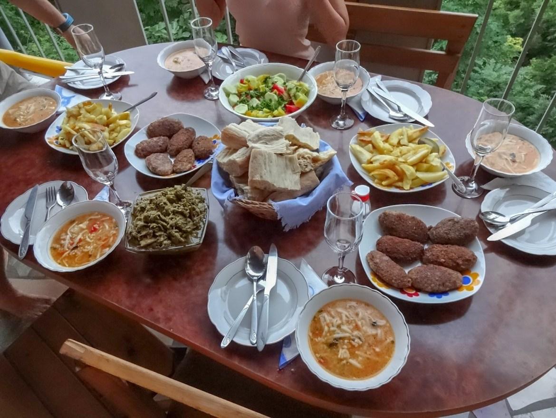 Sighnaghi Gruzja co zjeść w Gruzji Smaki Gruzji Co zobaczyć i wiedzić w Gruzji