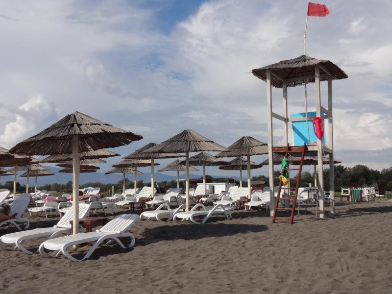 Czarnogóra Velika plaža (Wielka plaża)
