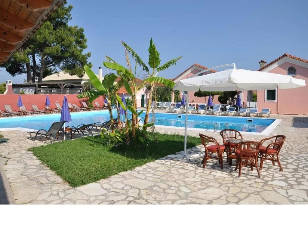 Tassos Apartments Acharavi