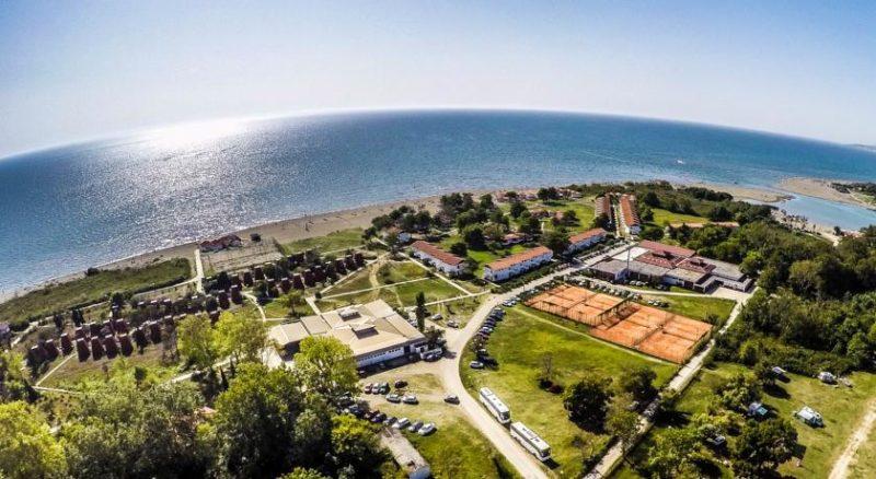 Ada plaża naturystów Czarnogóra