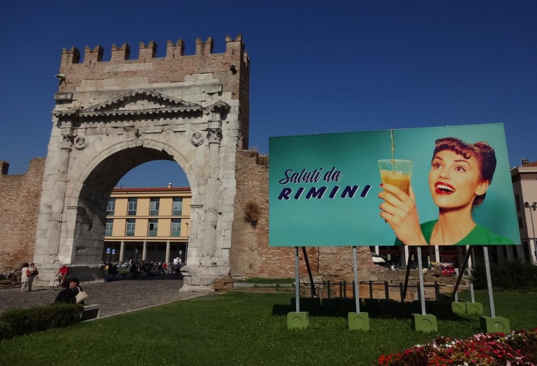 Stara Brama w Rimini