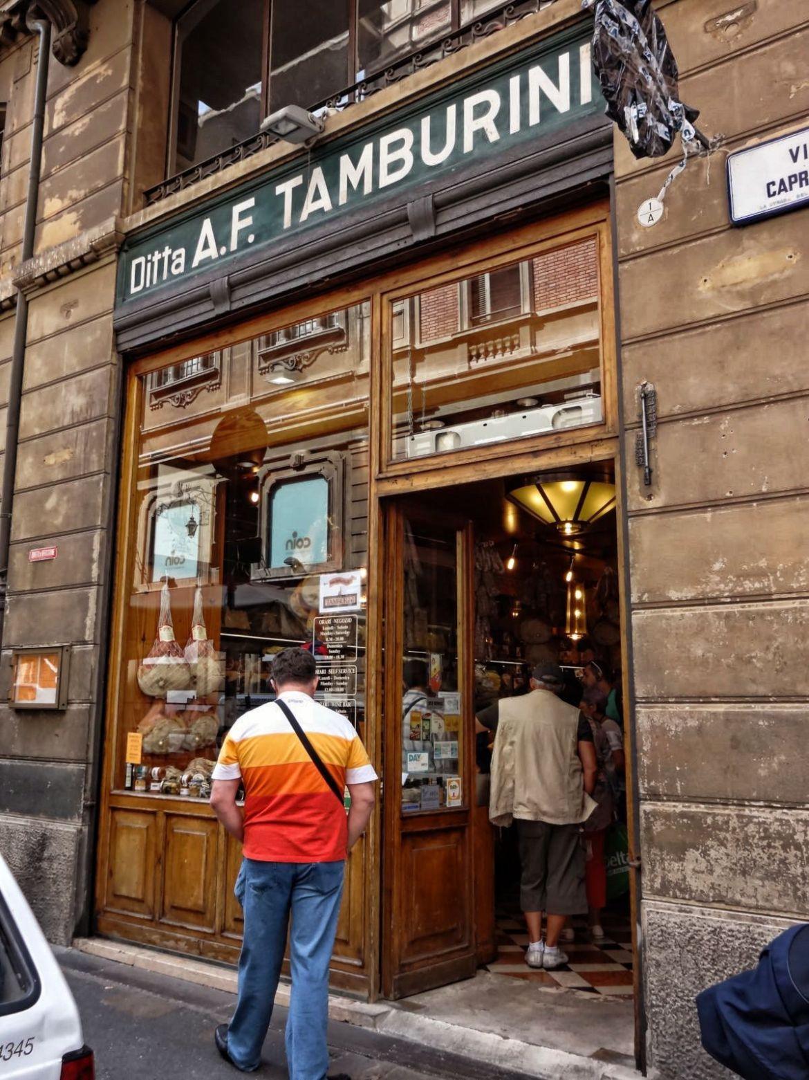 Restauracja Tamburini