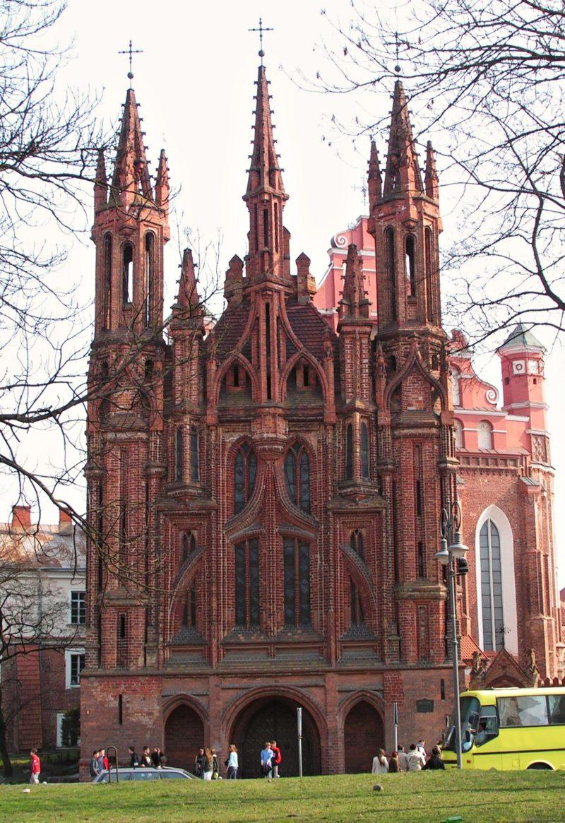 Kościół św. Anny / Wilno