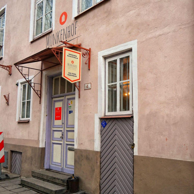 16 euro Munkenhof Hostel