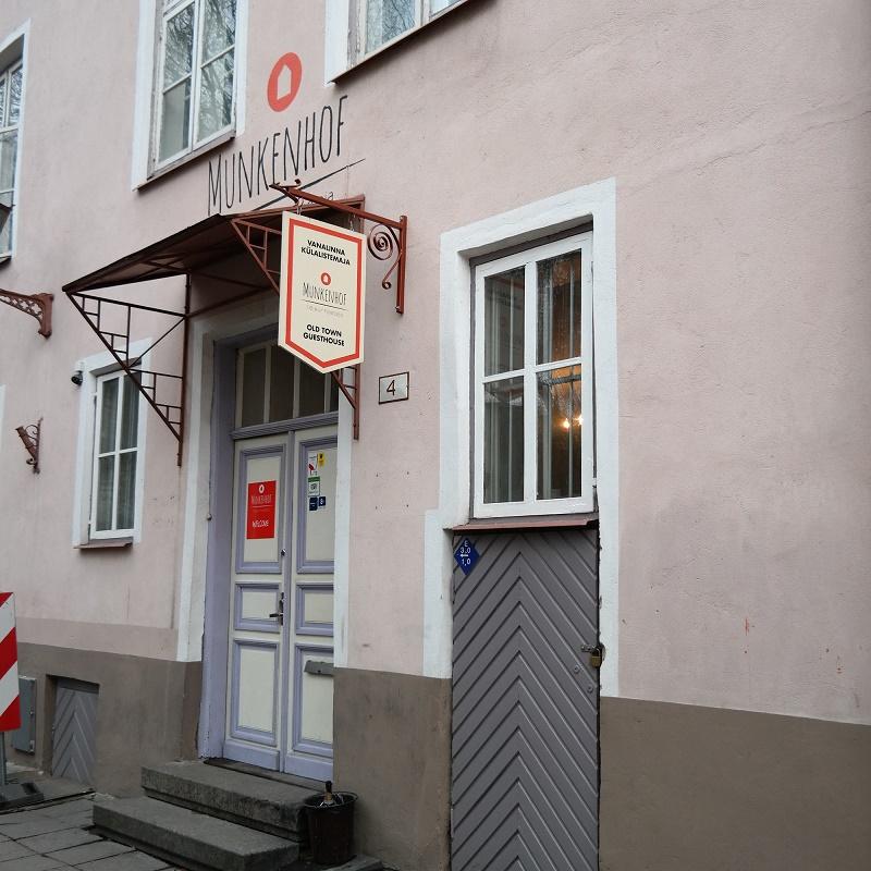 Hostel Old Town Munkenhof Tallin Tallin