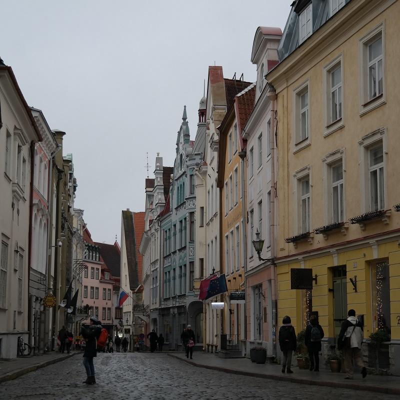 Tallińskie ulice