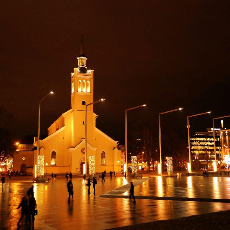 Vabaduse kościół św. Jana
