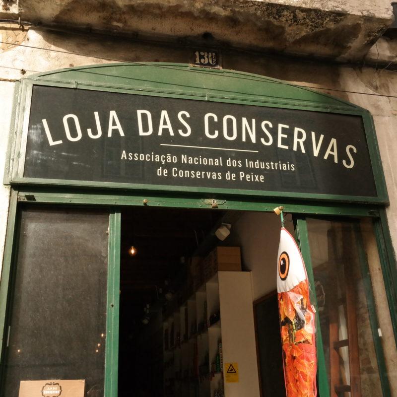 Słynne Portugalskie konserwy
