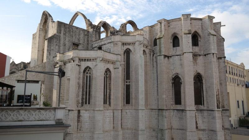 Klasztor Karmelitów / Lizbona