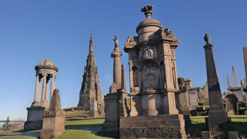 Necropolis, Glasgow
