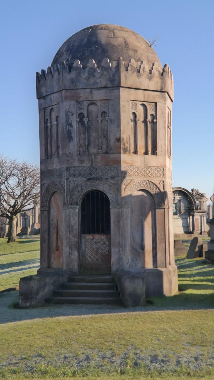 Necropolis Glasgow