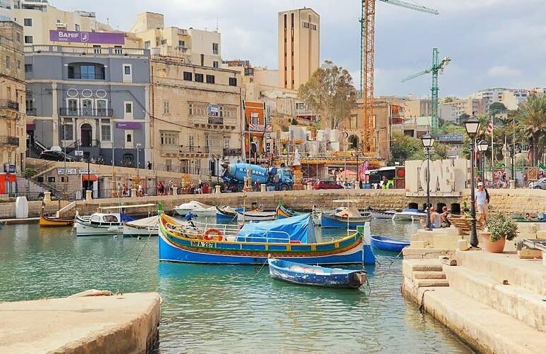 St Julian Malta