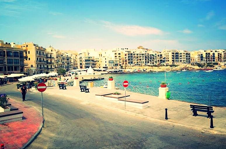 Marsalforn Gozo