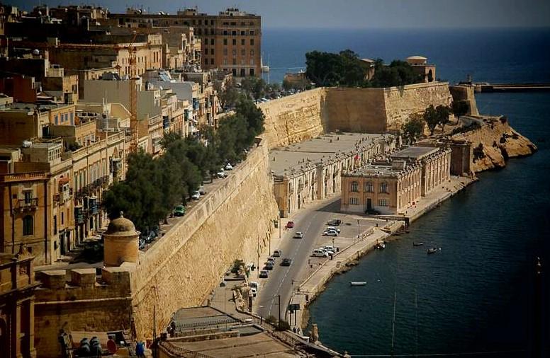 Valetta Barrakka Malta