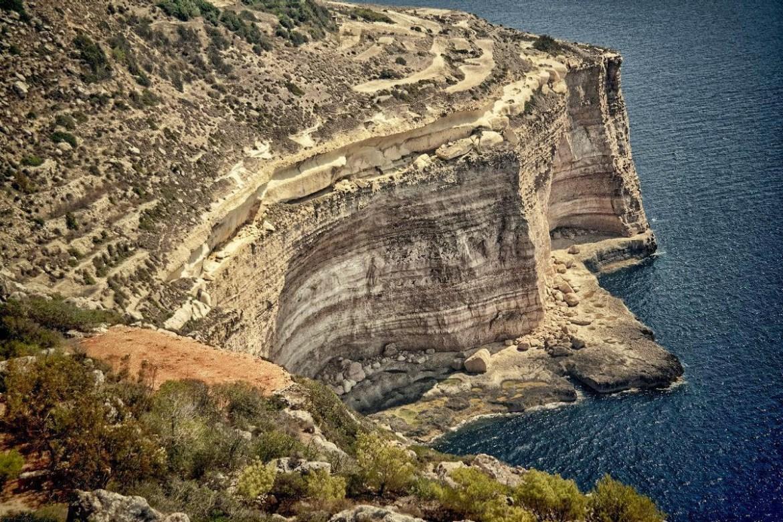Dingli-Cliffs-Malta-Unesco-klify  Co zwiedzić i zobaczyc na malcie zwiedzanie malty blog