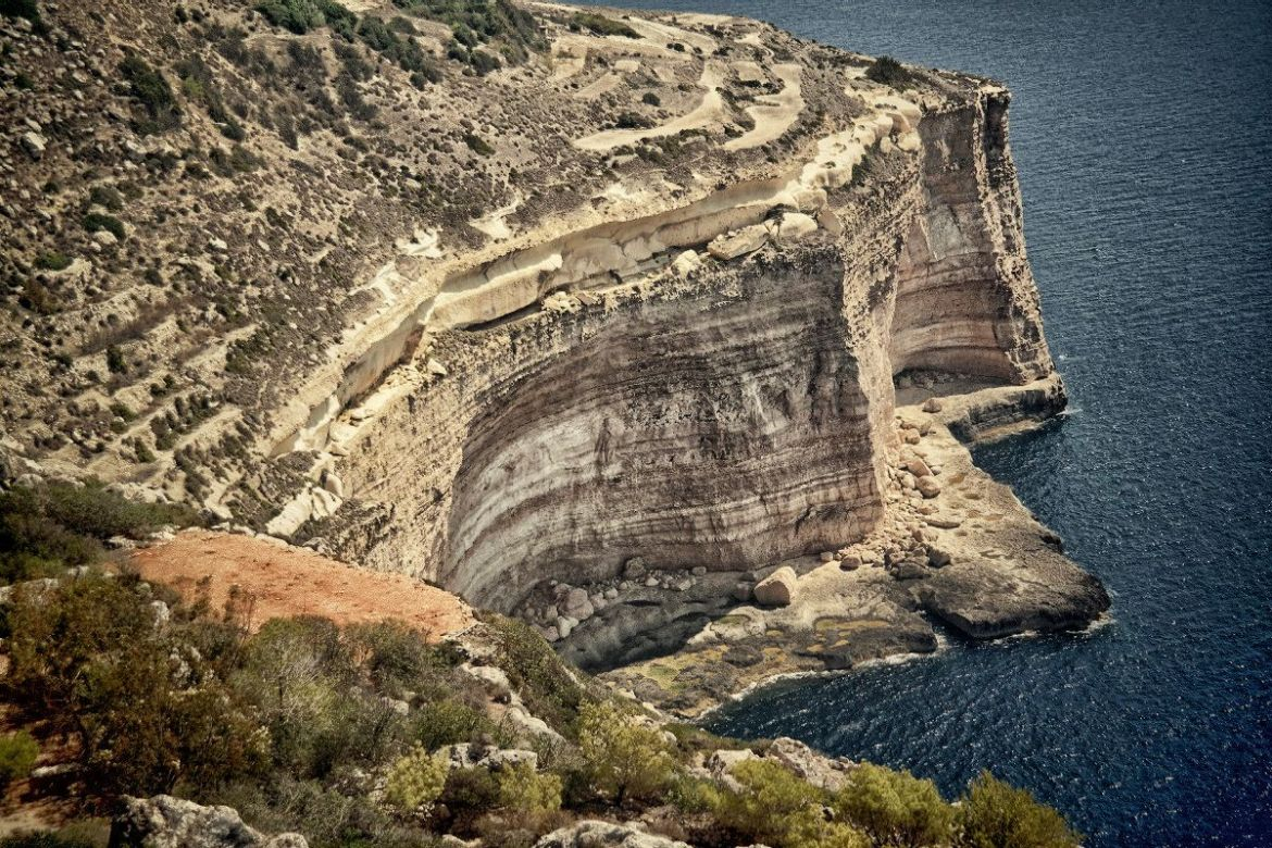 Klify Dingli Cliffs