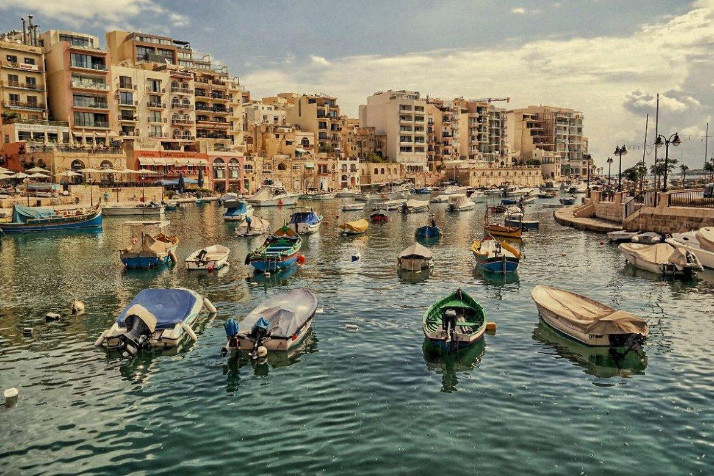 Malta-sliema Co zwiedzić i zobaczyc na malcie zwiedzanie malty blog