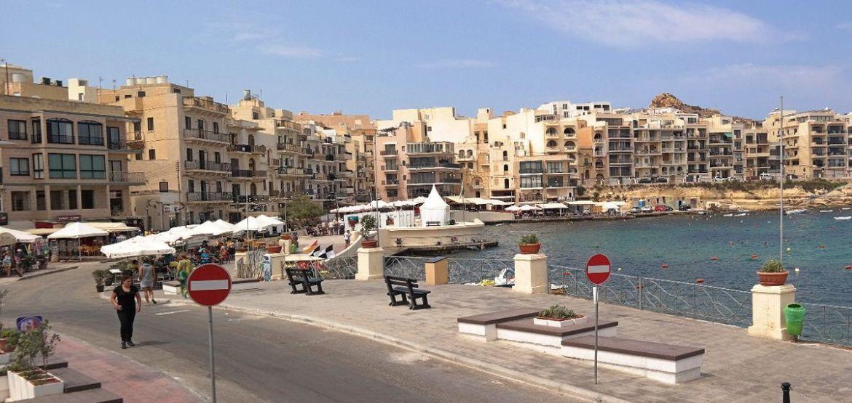 Marsalforn-Gozo-Malta Co zwiedzić i zobaczyc na malcie zwiedzanie malty blog