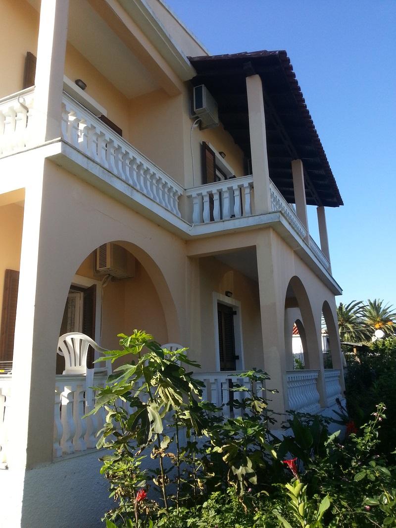 Apartament Acharawi Korfu