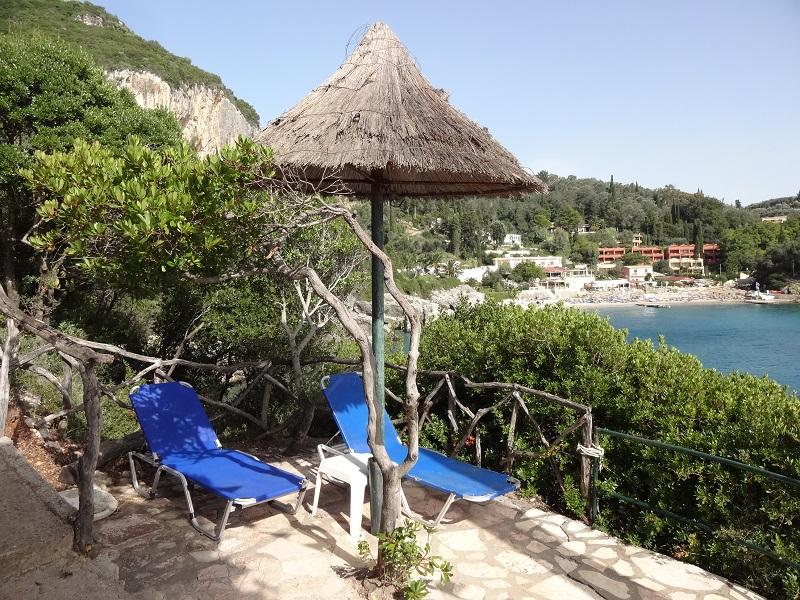 Okolice Paleokastritsa, Korfu
