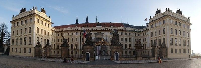 Hradczany Praga