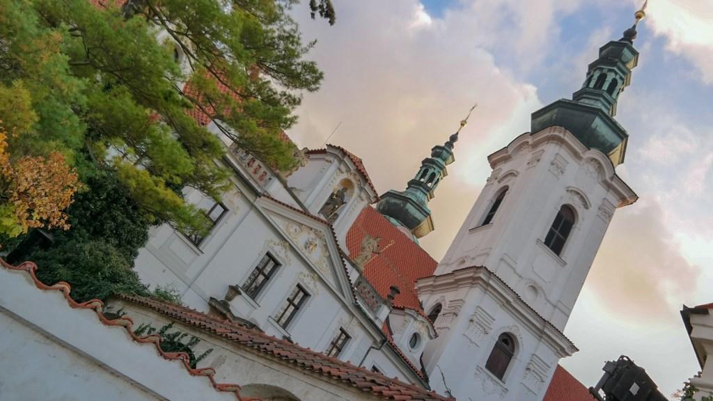Katedra na Strahovie