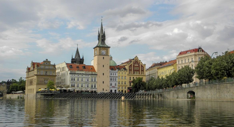 Wełtawa Praga Co zobaczyc w Pradze w Weekend