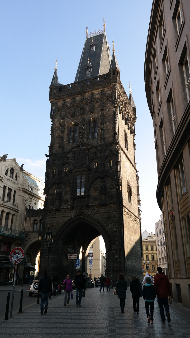 Praga Brama prochowa