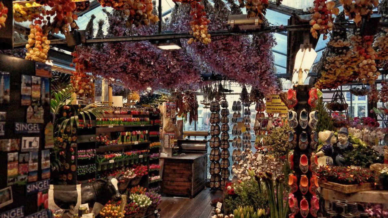 Bloemenmarkt - Targ Kwiatowy