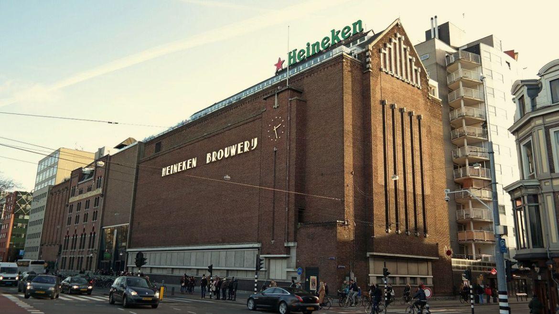 Heineken Experience Muzeum