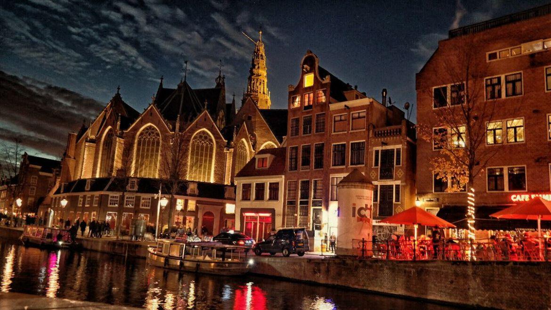 The Oude Church