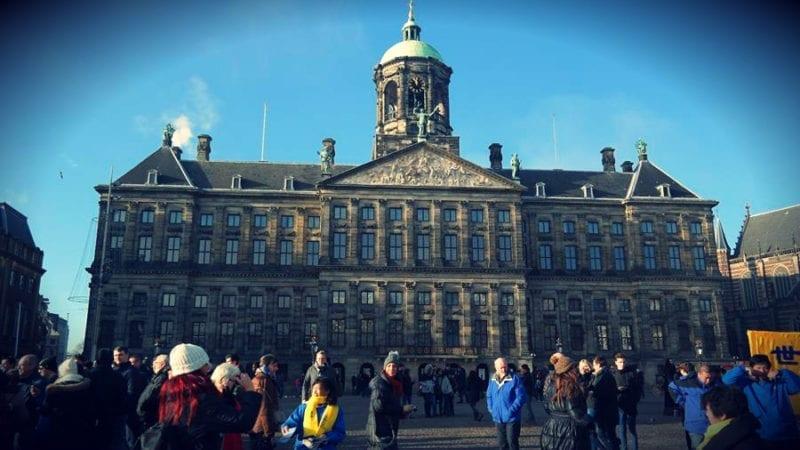 Amsterdam Plac Dam