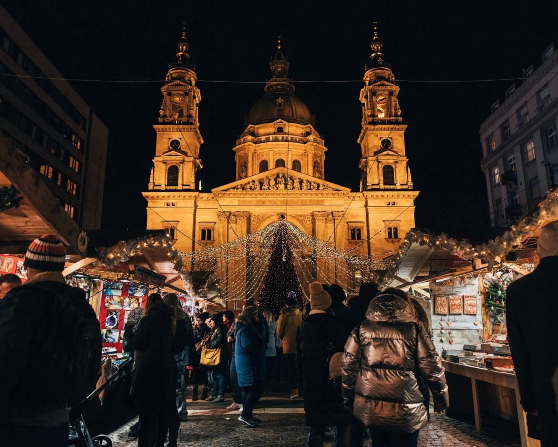 budapeszt jarmark świateczny bożonarodzeniowy co zobaczyć co zwiedzić w budapeszcie
