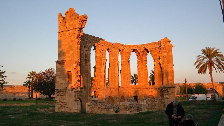 Cypr Północny turecki Famagusta co zwiedzić na cyprze zobaczyć blog