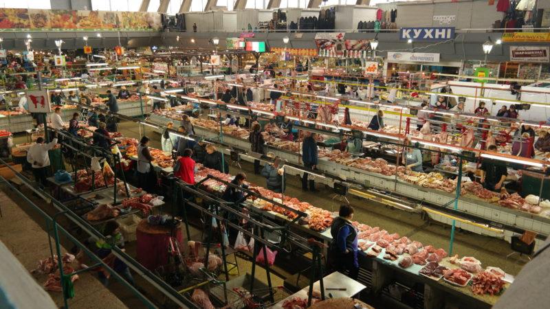 Zhitnii Market